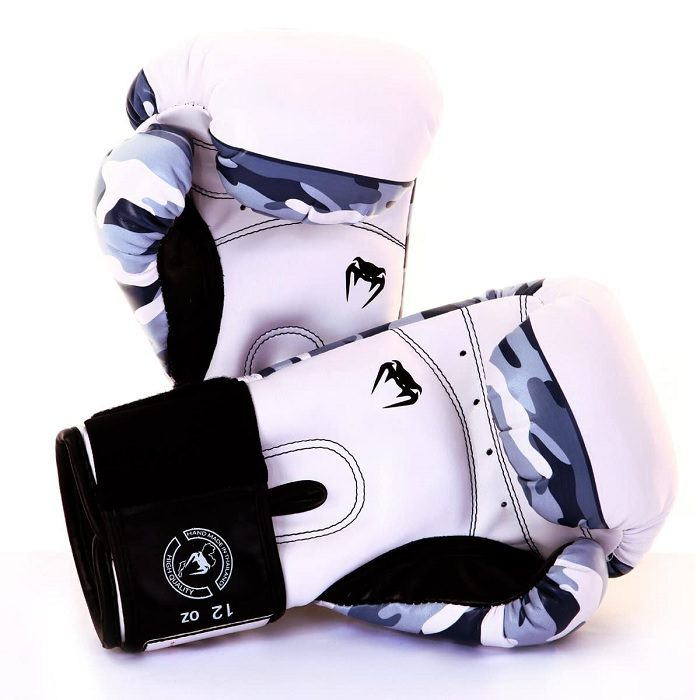 Venum Camo Boxing Sparring Gloves