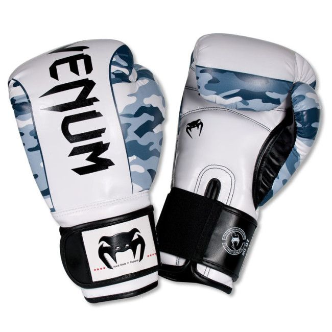 venum camo boxing gloves review
