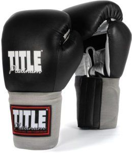 Title Platinum Paramount Bag Sparring Gloves Reviews