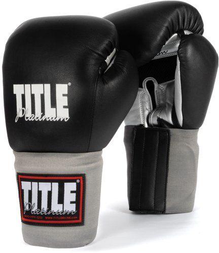 Title Platinum Paramount Bag Sparring Gloves Reviews