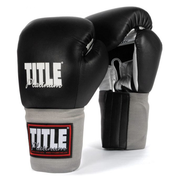 Title Platinum Paramount Gloves