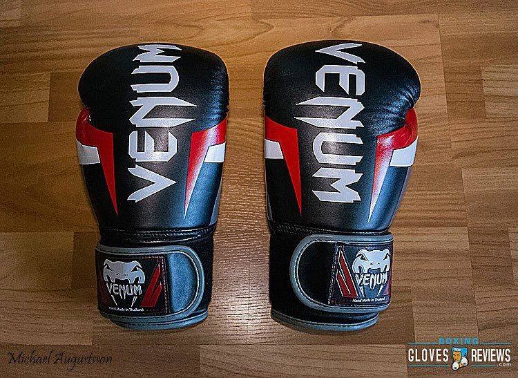 Venum Elite Boxing Gloves Review photo