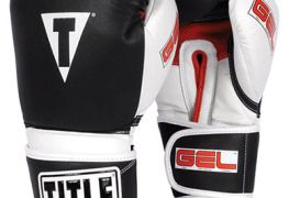 title gel intense bag sparring gloves review