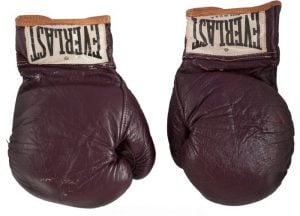 Muhammad Ali's Fight of the Century Gloves