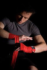 Boxing at Home Equipment and Training Steps