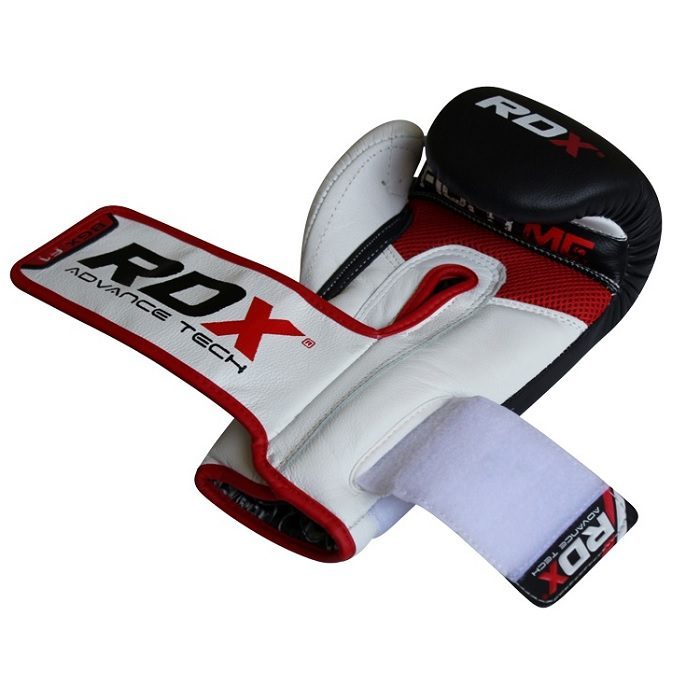 RDX Authentic Leather Boxing Gloves