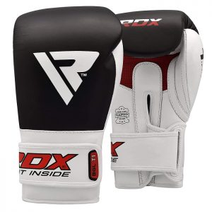 RDX Authentic Leather Pro Fight Boxing Gloves