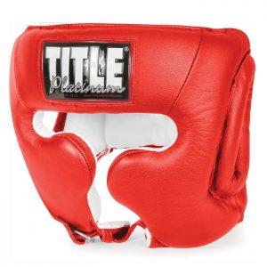 TITLE Platinum Training Headgear
