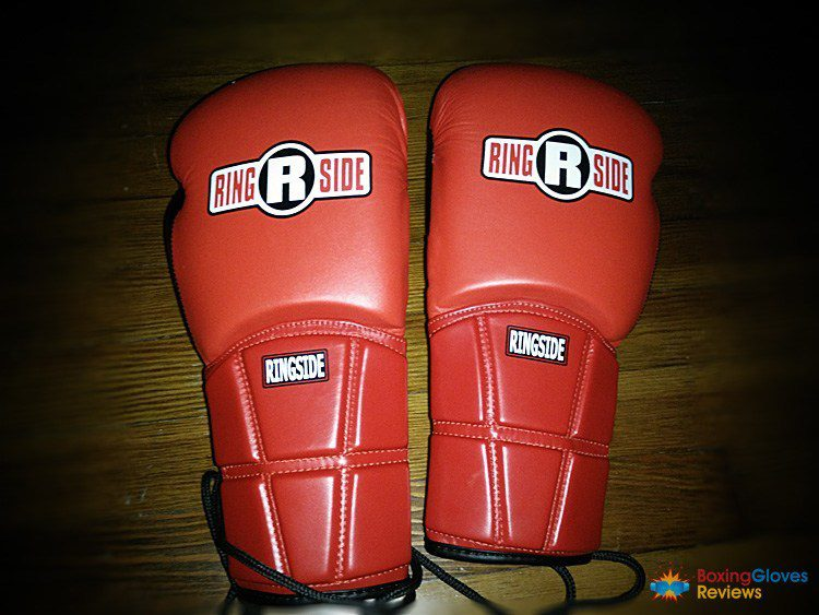Ringside Pro Style IMF Tech Boxing Gloves Review