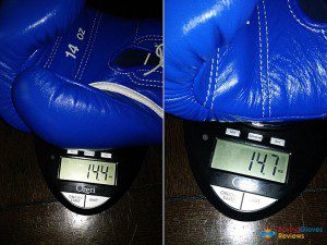 Winning Boxing Gloves Weight