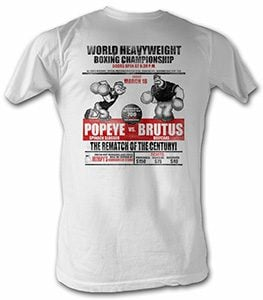 Gift ideas for Boxers & Boxing Fans - Tshirts