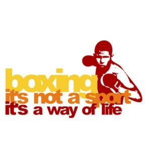 Gift ideas for Boxers & Boxing Fans - Custom Clothing
