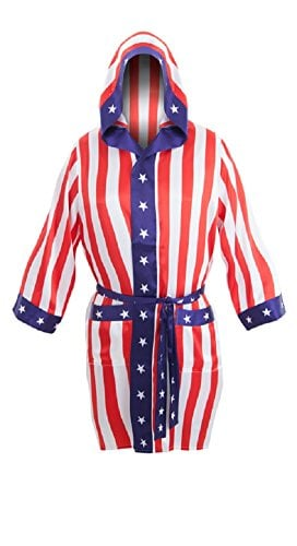 Gifts for Boxers & Boxing Fans - Rocky Robe