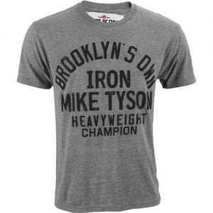 Roots of Fight Mike Tyson Brooklyn's Own Shirt
