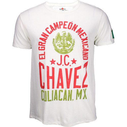 Roots of Fight Julio Cesar Chavez Campeon Mexicano Shirt