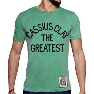 Roots Of Fight Cassius Clay The Greatest Shirt