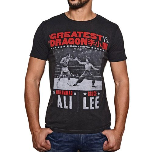 Roots of Fight Muhammed Ali T Shirts